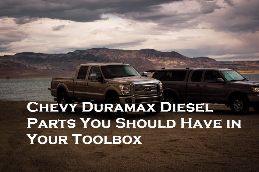 Chevy Duramax Diesel Parts