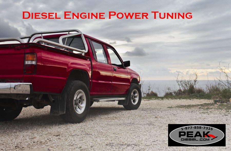 Diesel power tuning