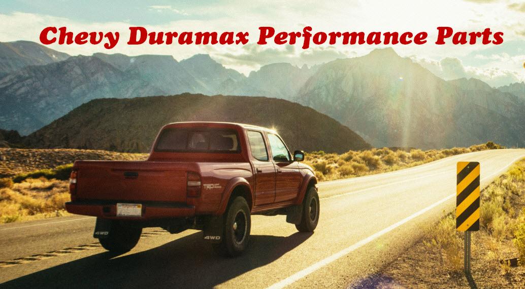 Chevy Duramax Performance Parts