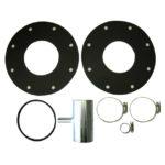 Titan 019903 - 2001-2004 Duramax LB7 Adapter Kit