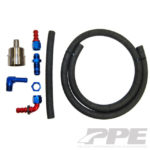 PPE 113053000 - 2001-2005 GM Billet Aluminum Fuel Pickup Kit (Use W/ Lift Pump)