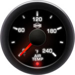 Isspro R12000 Series Temperature Gauges