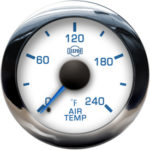 Isspro R13000 Series Temperature Gauges
