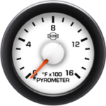 Isspro R14000 Series Pyrometers