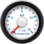 Isspro R15000 Series Pyrometers