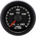 Isspro R18000 Series Temperature Gauges