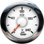 Isspro R19000 Series Temperature Gauges
