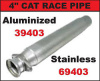 Flo-Pro 1994-1997 Ford Cat Delete Race Pipes