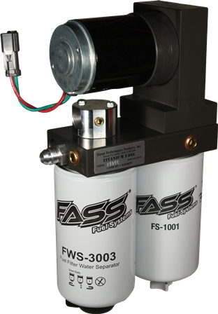 FASS T F16 095G - 2008-2010 Ford 95GPH Titanium Series Fuel Pump
